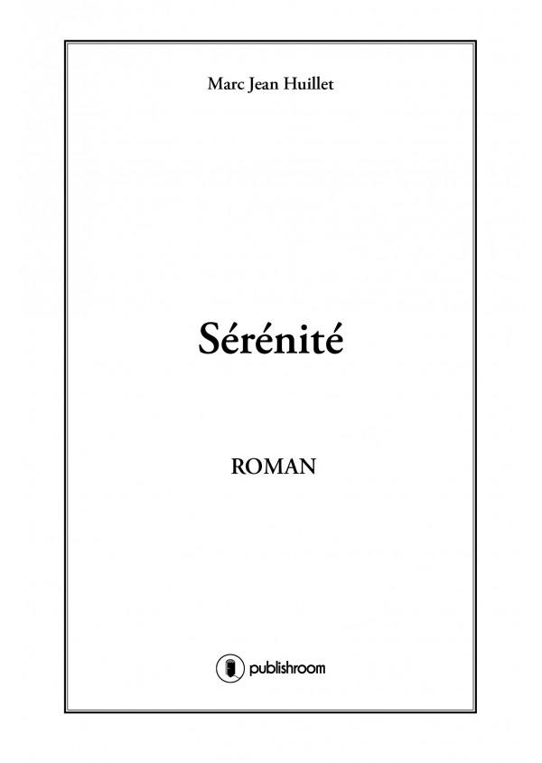 """""""Sérénité"""" de Marc Jean Huillet"""