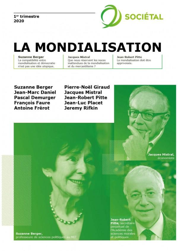 Revue Sociétal : La mondialisation 1er trimestre 2020