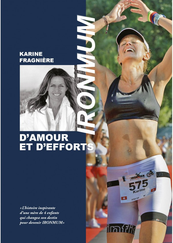 IRONMUM de Karine Fragnière